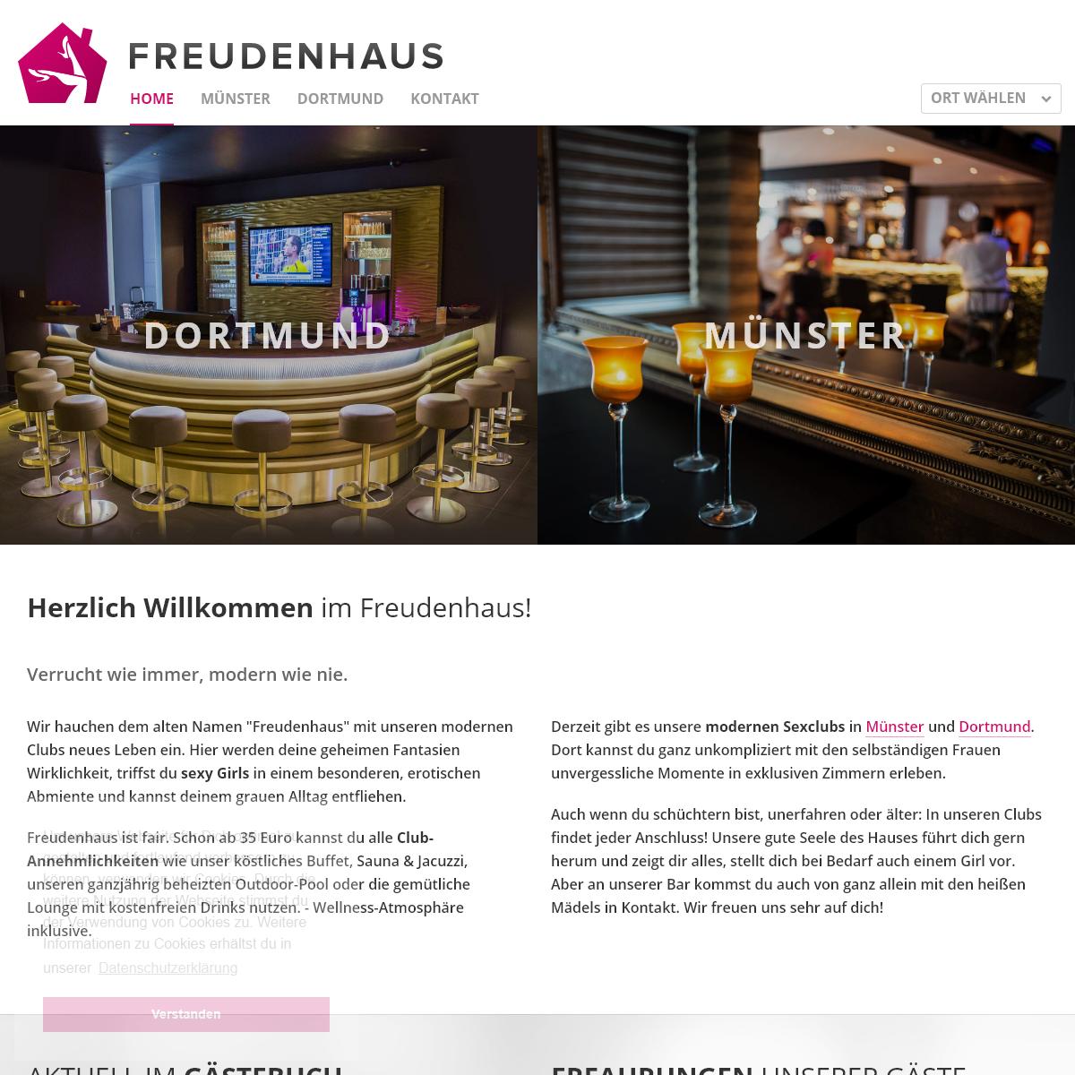 A complete backup of freudenhaus.de