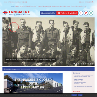 Welcome to Tangmere Military Aviation Museum