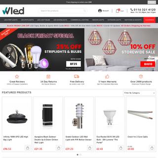 Wholesale LED Lights - Shop any type of LED lights & bulbs