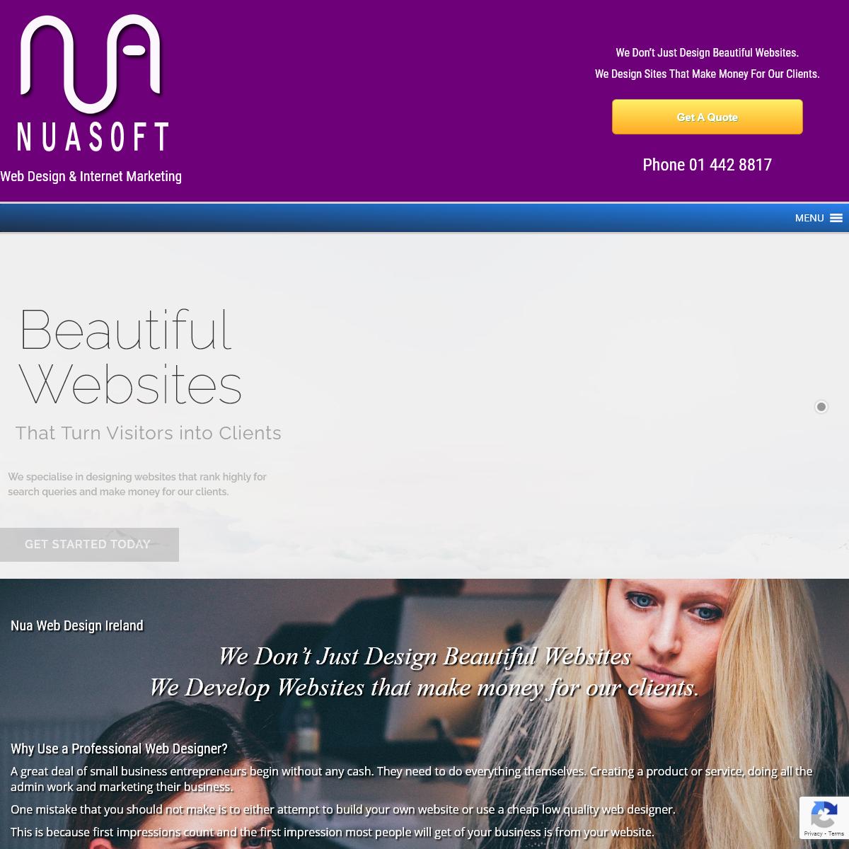 🥇 Web Design Ireland - eCommerce Development - SEO Dublin