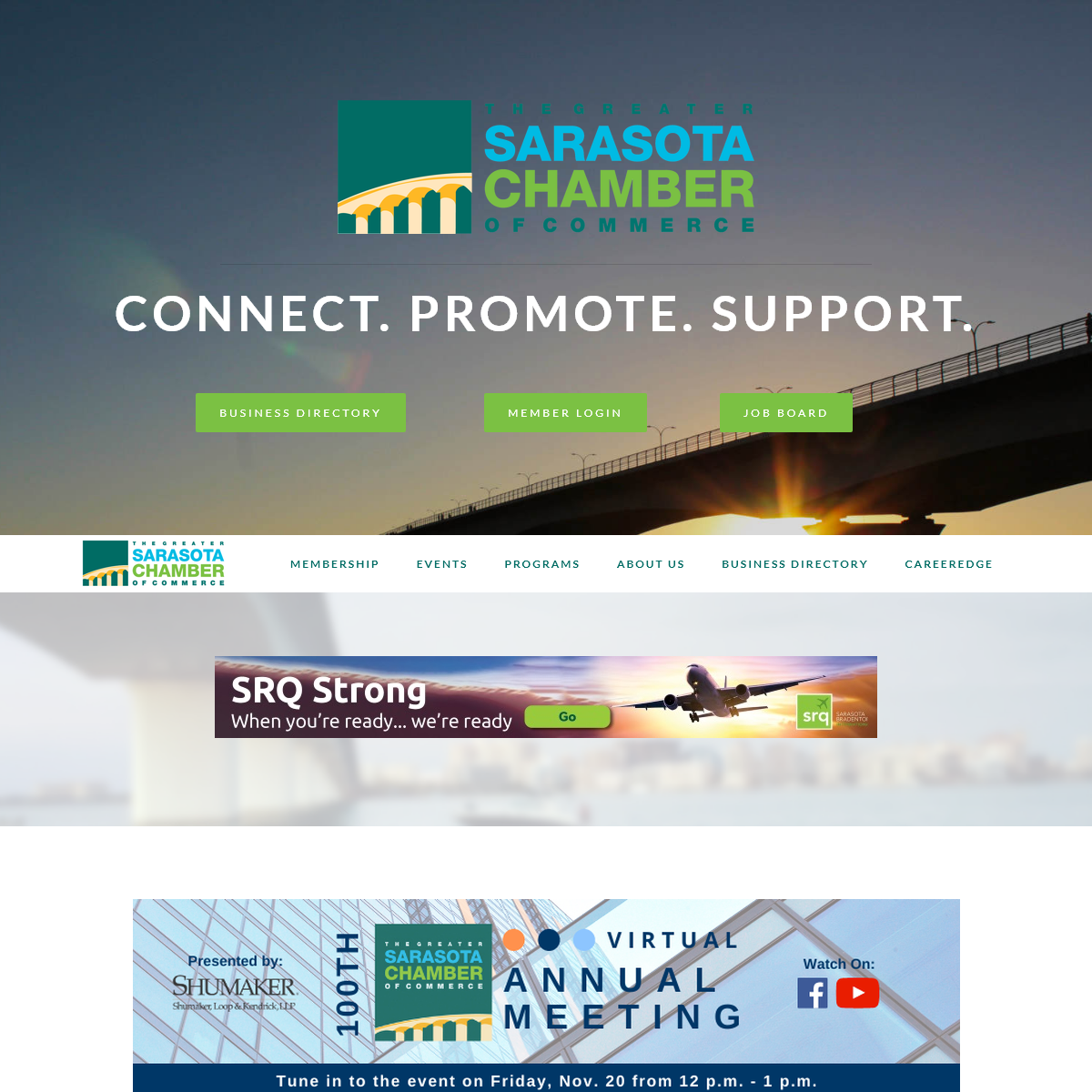 Greater Sarasota Chamber of Commerce - Greater Sarasota Chamber of Commerce - Sarasota, FL 34236