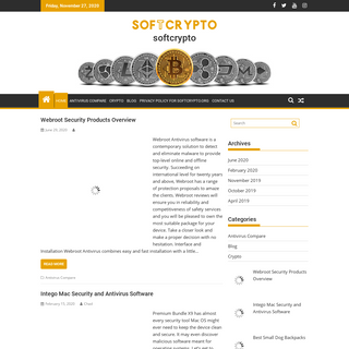 Softcrypto 1 - Best software reviews