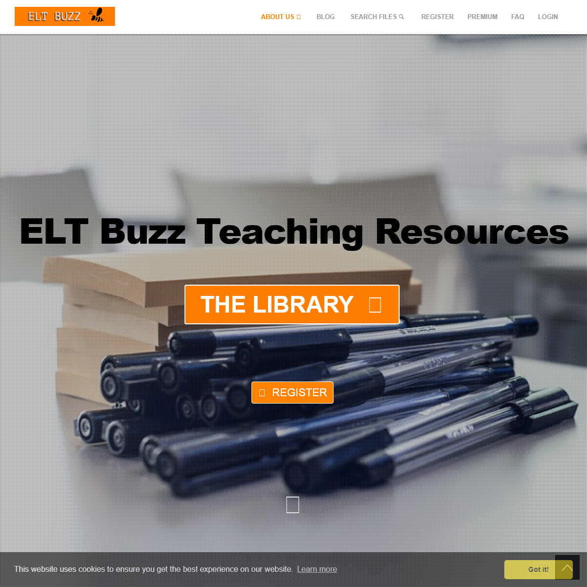 Download quality English Language teaching resources. - ELT Buzz Teaching Resources