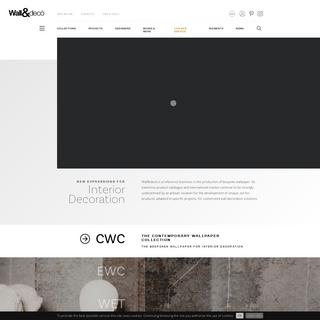 Wall&decò - Contemporary Wallpaper