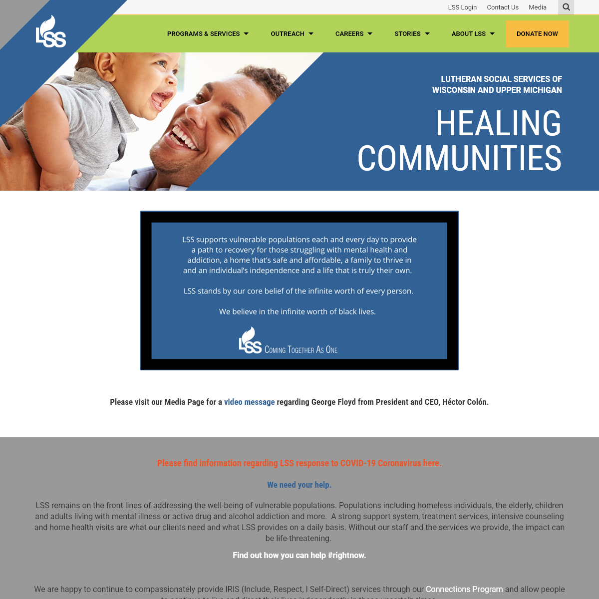 Lutheran Social Services of Wisconsin and Upper Michigan