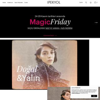 Ipekyol - Kadın Giyim, Ayakkabı ve Aksesuar Markası