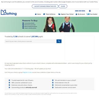 My Clothing Limited, your premier school uniform supplier