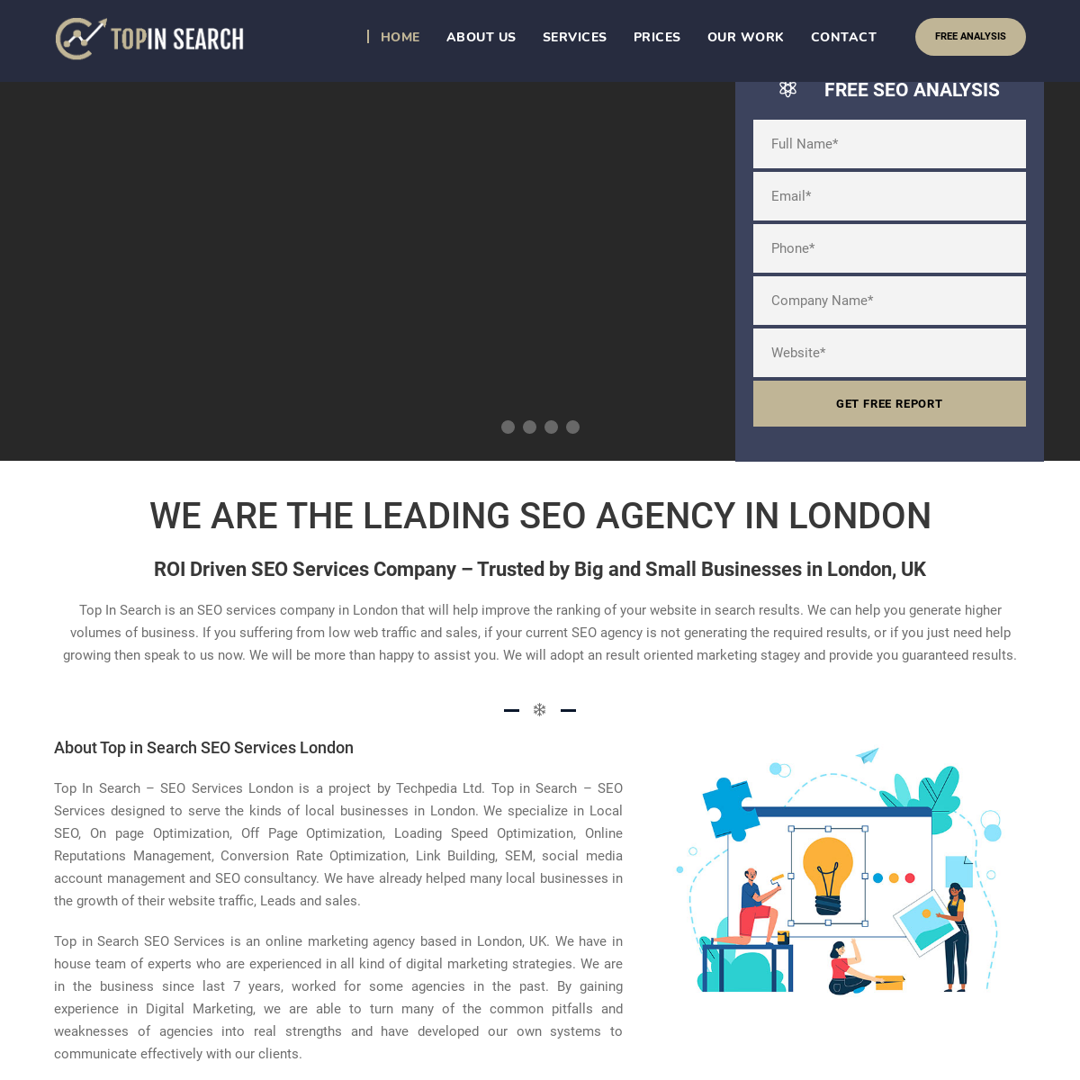 SEO Agency London - Best Local SEO Company - Cheap SEO Services