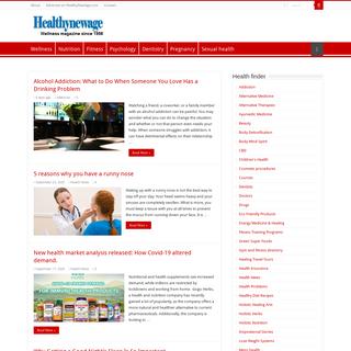 Natural Healing & Holistic Health Care Alternative Remedies