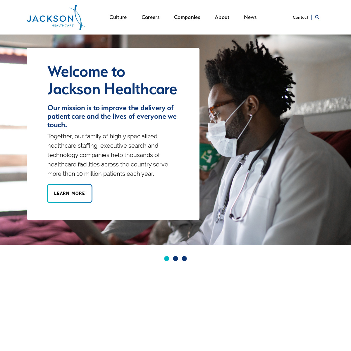 Home - Jackson Healthcare
