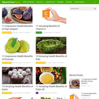 Natural Food Series