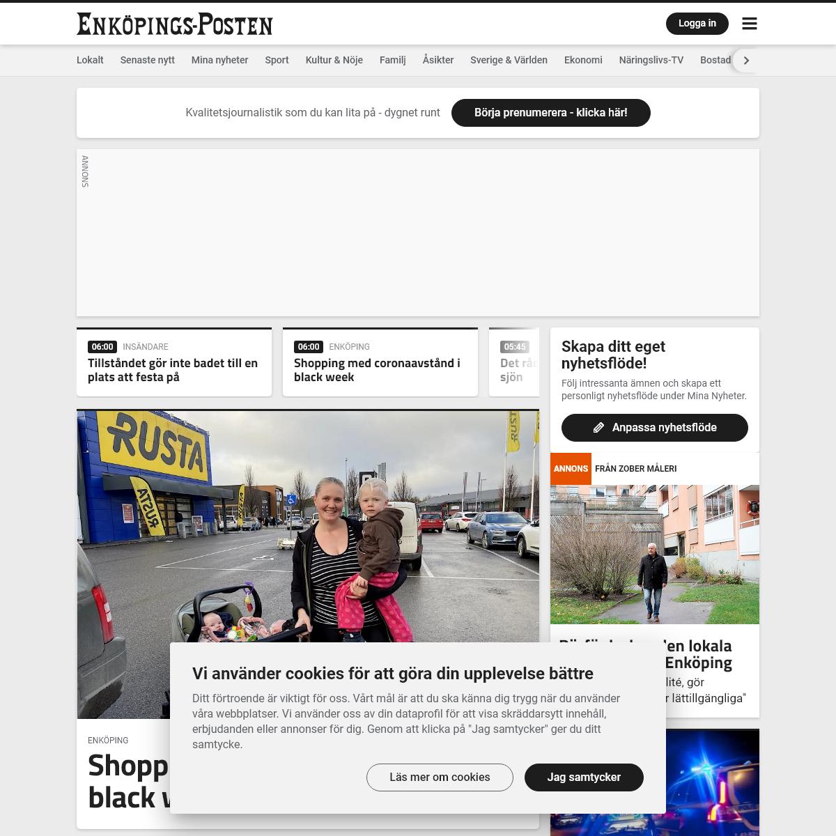 Nyheter – Enköpings-Posten