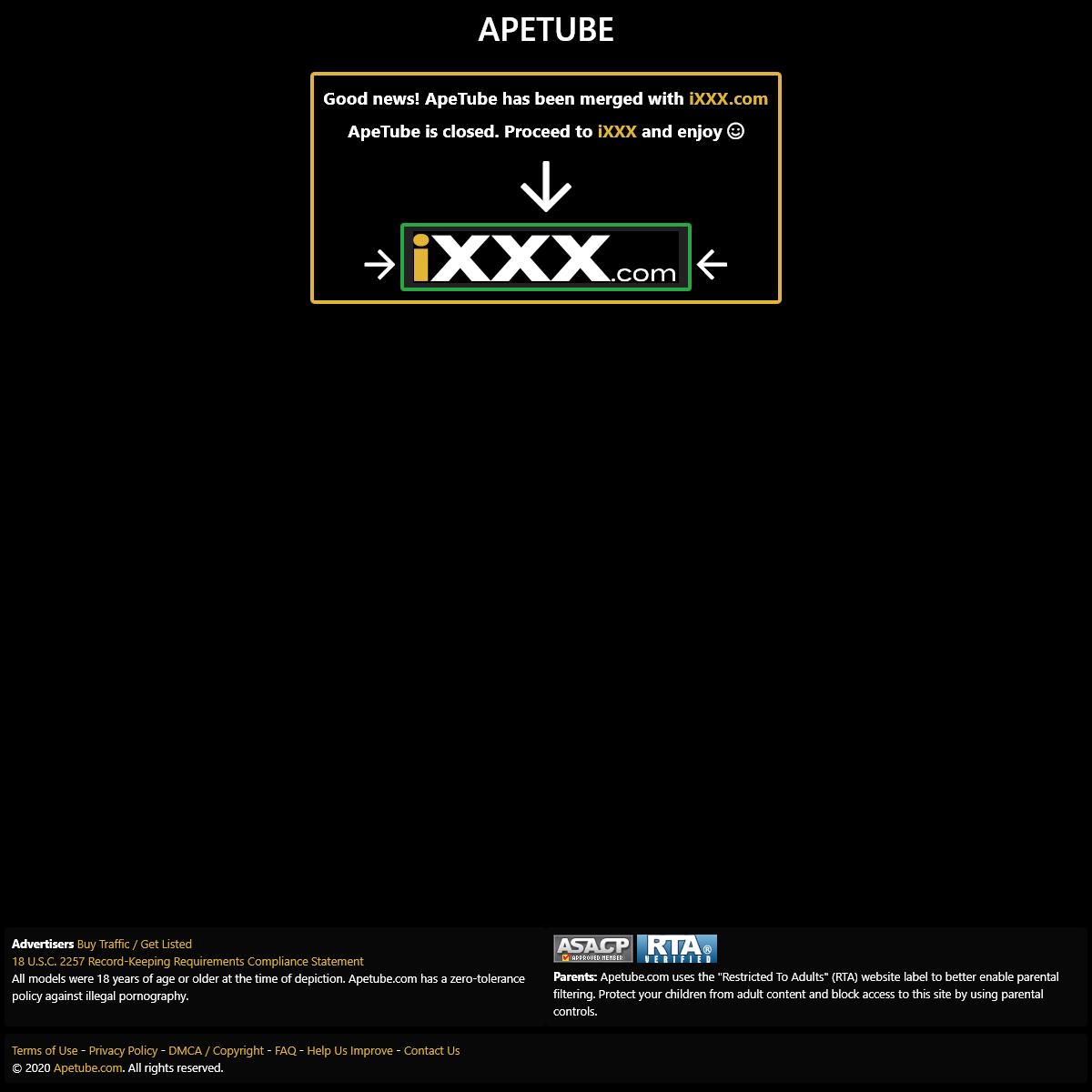 A complete backup of apetube.com
