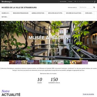 Musées de Strasbourg - Musées de Strasbourg