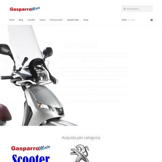 Gasparro Moto – Da oltre 50 al vostro servizio
