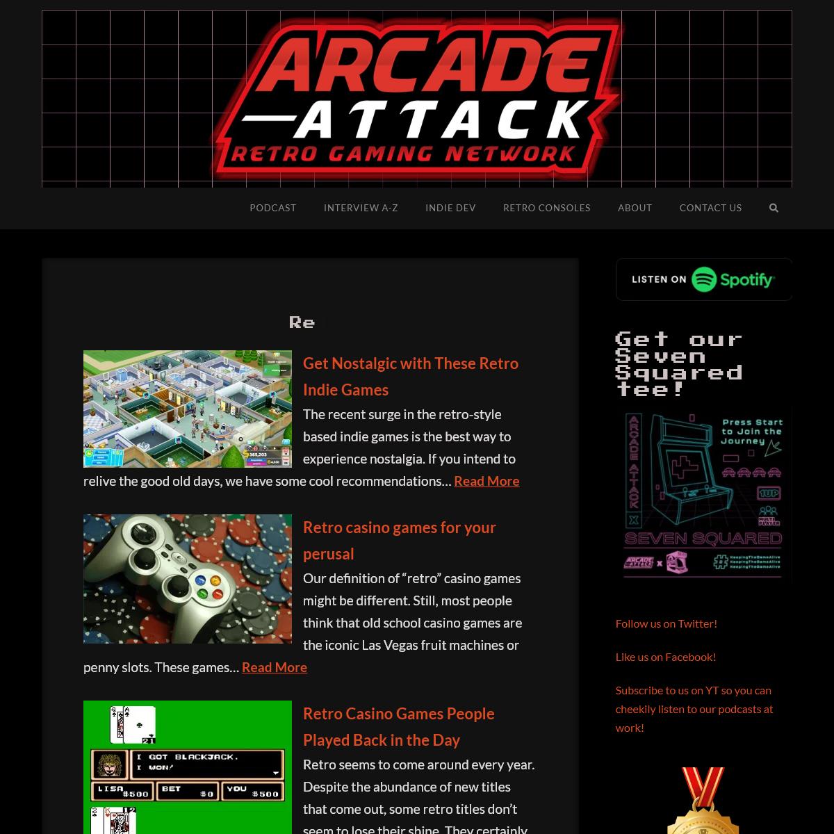 Home - Arcade Attack