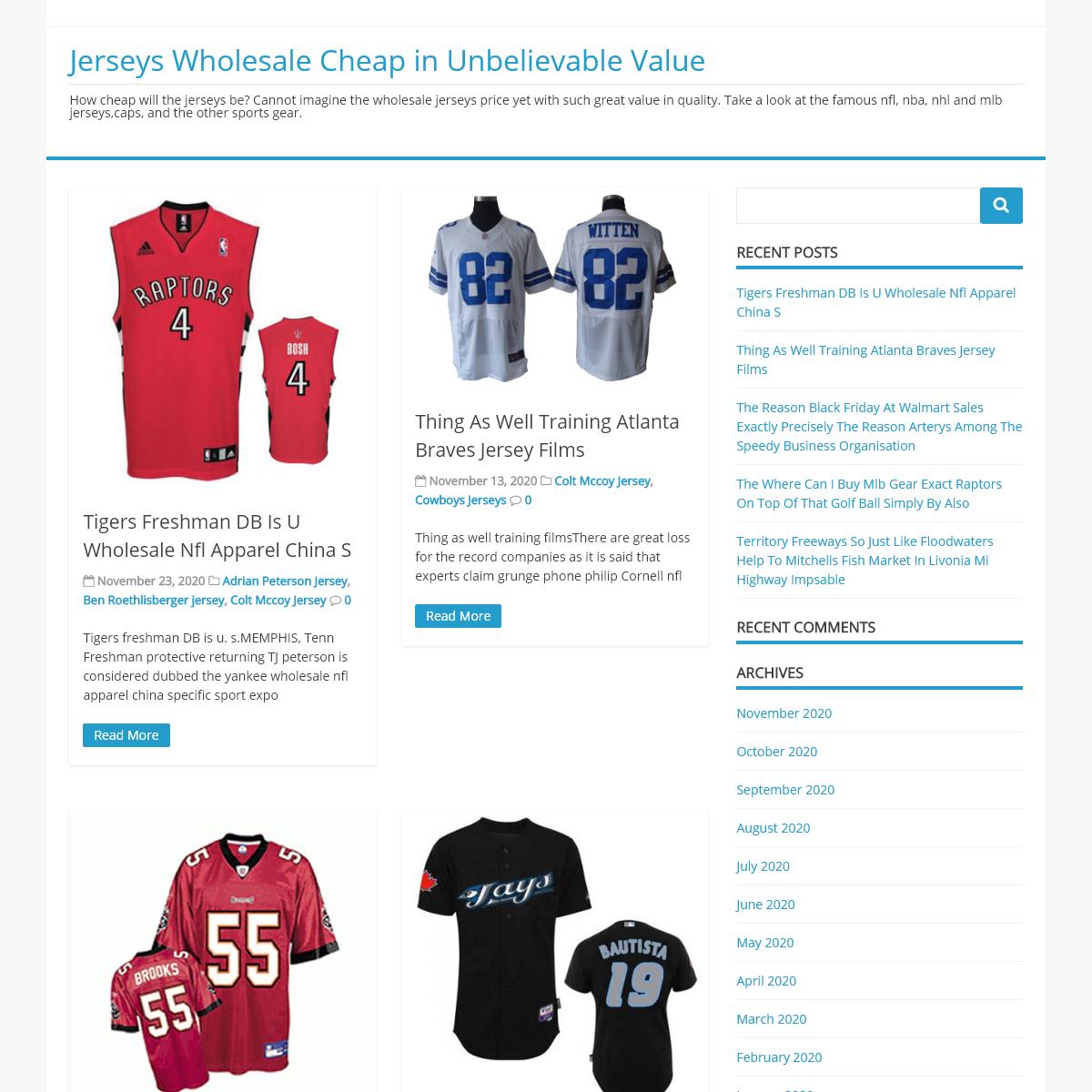 Jerseys Wholesale Cheap in Unbelievable Value