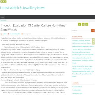 Latest Watch & Jewellery News