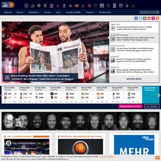 easyCredit - easyCredit Basketball Bundesliga - Spürst Du das Dribbeln-