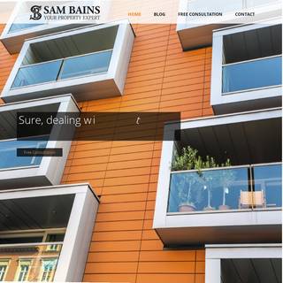 Sam Bains - Your Property Expert in Luton - Estate & Letting Agent Luton, London, UK