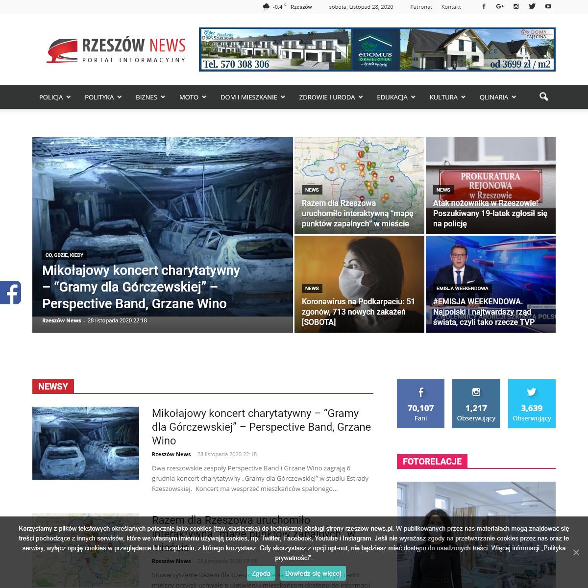 Rzeszów News - Rzeszów News
