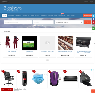 Free Kenya Classifieds, Buy and Sell, Free Ads - Biashara Kenya