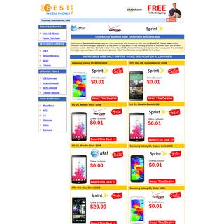 Best Cell Phone Deals with New Plans - BestInCellPhones.com