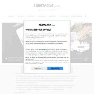 Tourisme et vacances en Bretagne - Bretagne.com