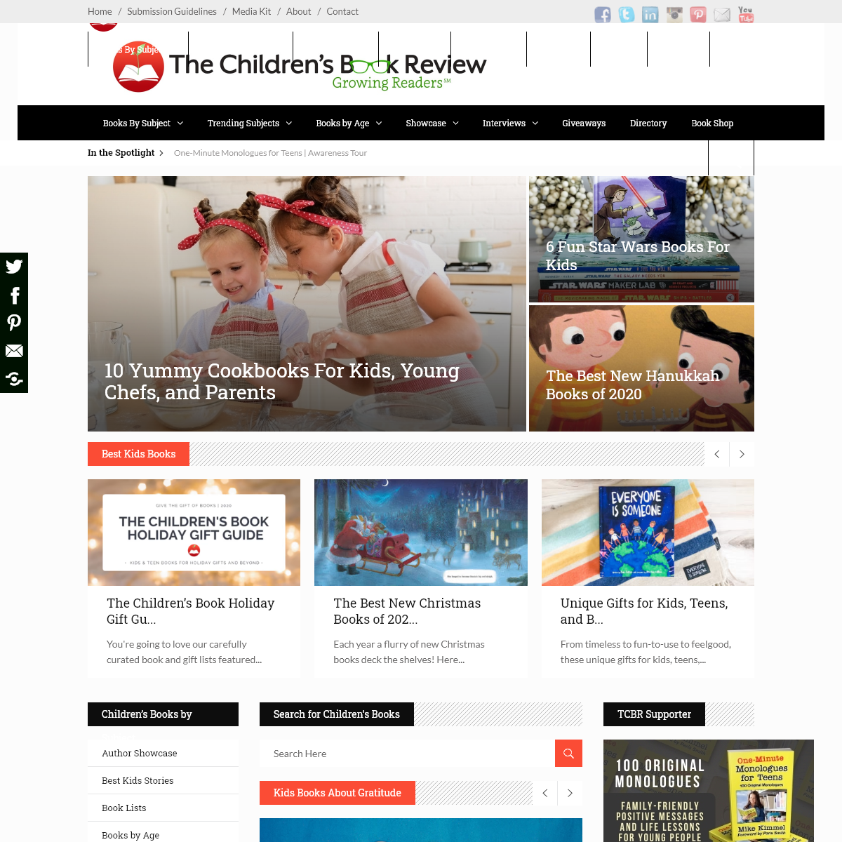 The Children`s Book Review