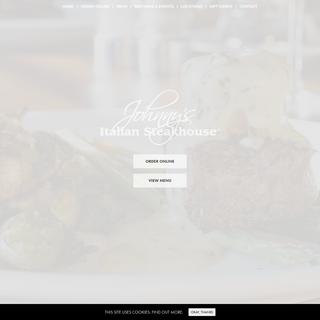 Home - Johnny`s Italian Steakhouse