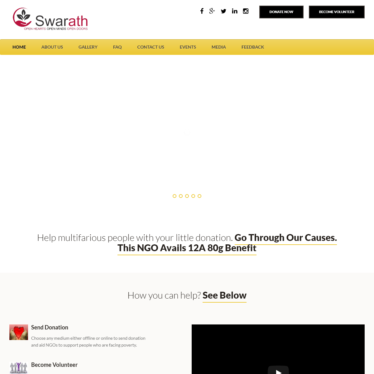 SWARATH FOUNDATION