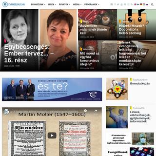 Magyarországi Evangélikus Egyház -