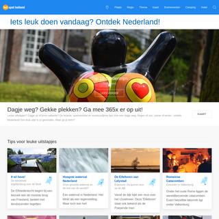 Iets leuk doen vandaag- Onverwachte uitjes Nederland - HotspotHolland