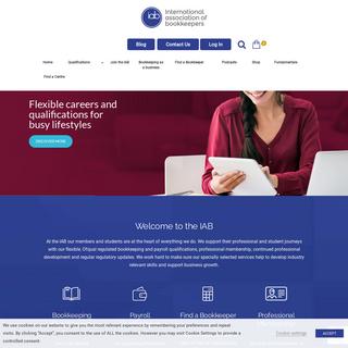 IAB - International Association of Bookkeepers