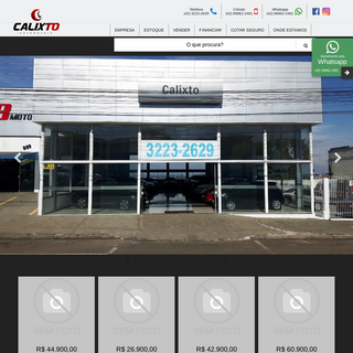 Calixto Automóveis