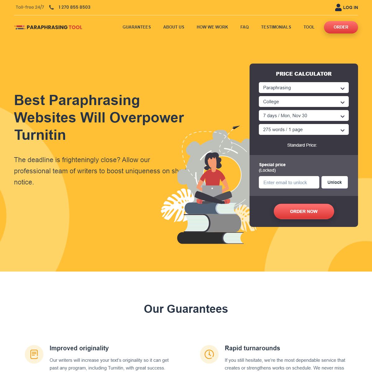 Rated Paraphrasing Site You Can Rely on