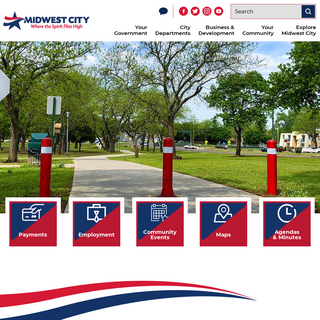 Midwest City Home Page - Midwest City Oklahoma