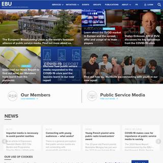 EBU - Home