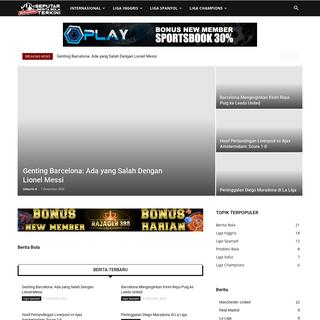 Netraverse.com- Berita Bola Hari Ini, Prediksi dan Jadwal Bola Terlengkap