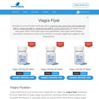 Viagra Fiyat - Viagra Satış - Viagra Sipariş - Viagra Fiyatı