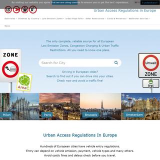 A complete backup of urbanaccessregulations.eu