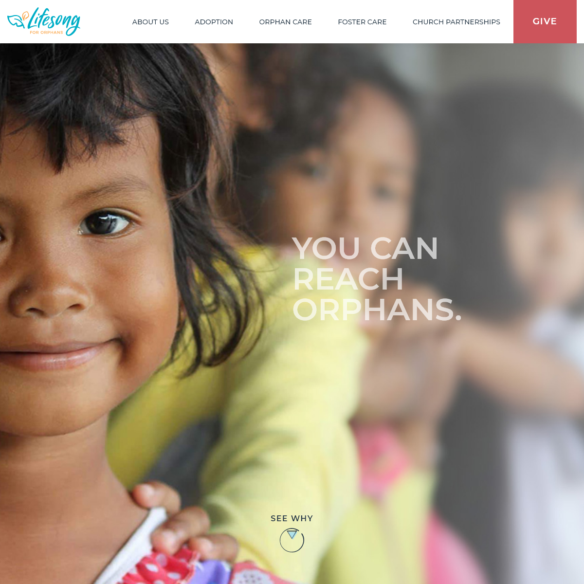 Home - Lifesong for Orphans