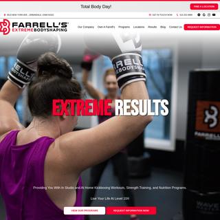 Urbandale Kickboxing Fitness - Farrell`s eXtreme Bodyshaping - Corporate Team - Urbandale, Iowa