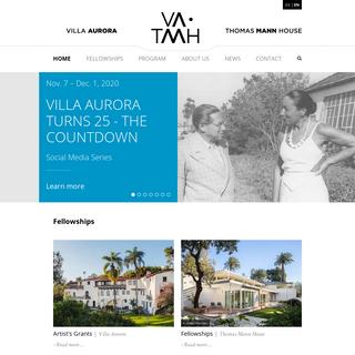 Artists Residence L.A. - Forum Berlin - VATMH (en)