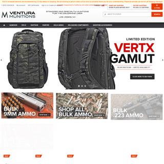 Cheap Bullk Ammunition For Sale - Ventura Munitions