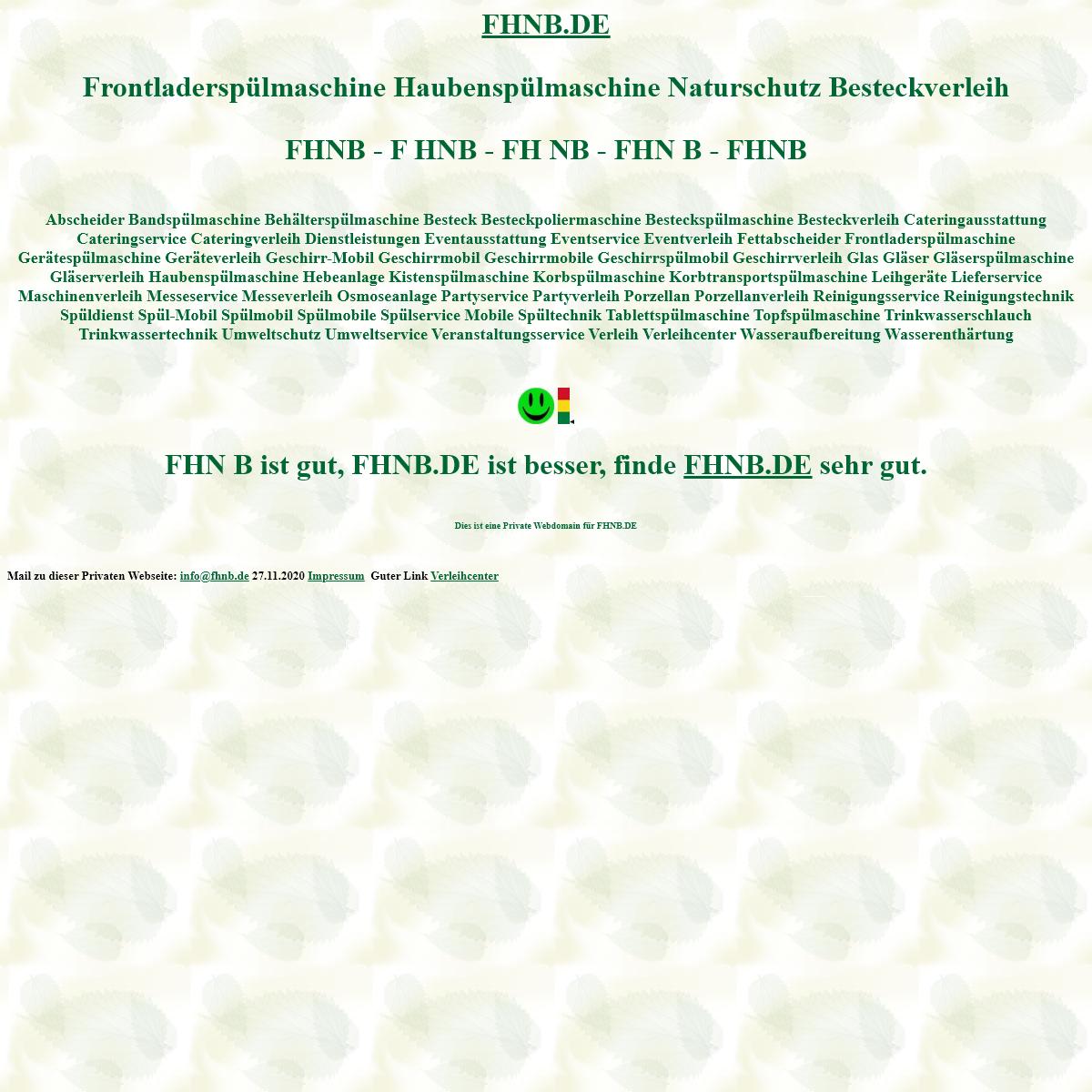fhnb Frontladerspülmaschine Haubenspülmaschine Besteckverleih Spülmobil Verleih Geschirrmobil Mieten