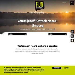 Visit Noord-Limburg- Verras jezelf. Ontdek Noord-Limburg - Visit Noord-Limburg
