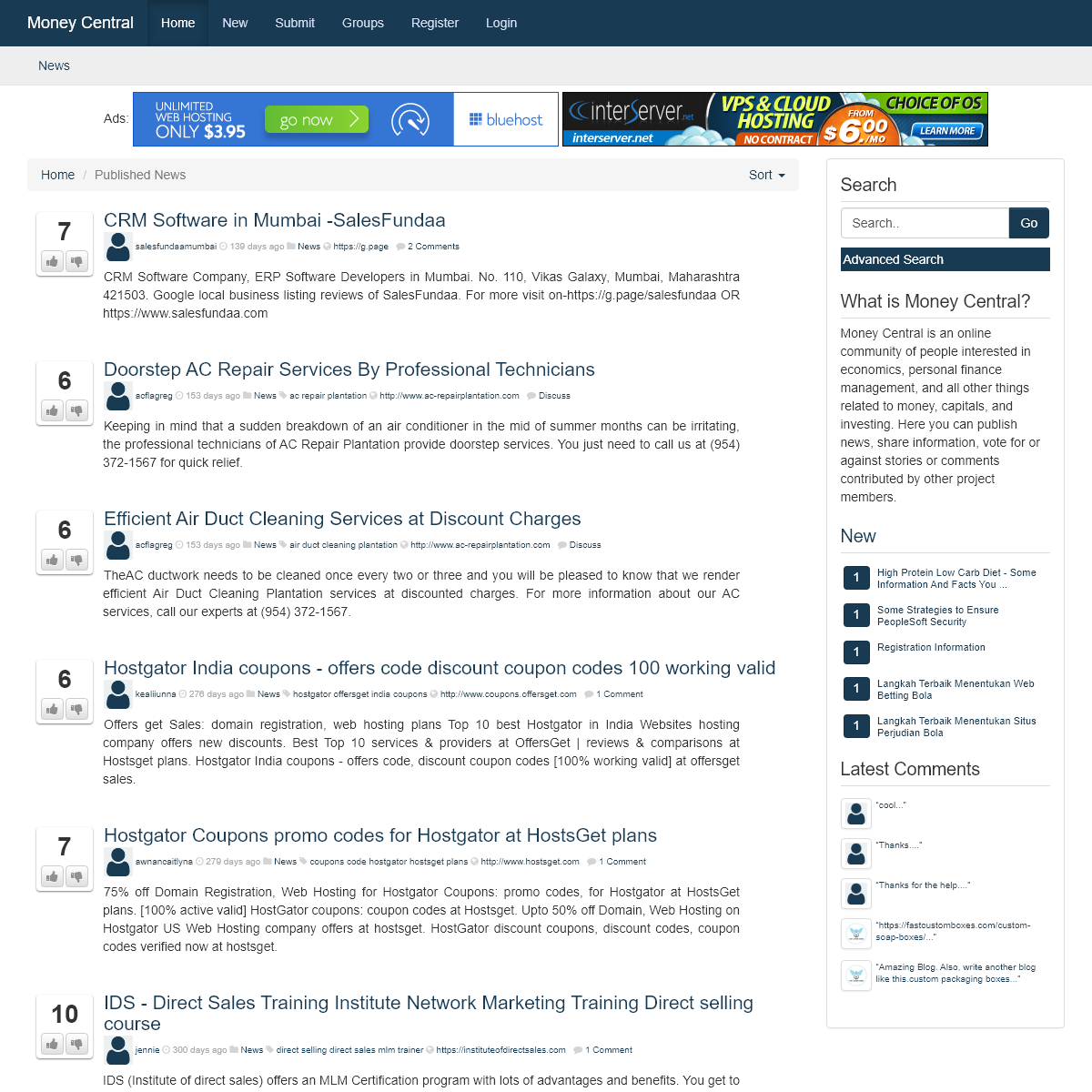 Money Central - Your Source for Financial News and Money Management Ideas