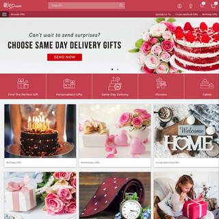 Online Gifts Delivery- Buy-Send Gifts to India, Unique Gift Shop