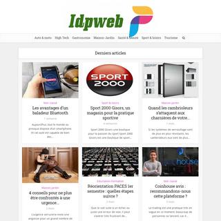 Idpweb pour votre information -